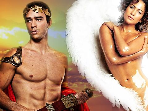 Thema van het Toernooi 2014 is Gods and Angels